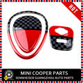 Brand New ABS Material UV Protected JCW Style Dashboard and USB Input Emblem For mini cooper F56 F55 (2Pcs/Set)