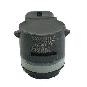 Image 4 - 4 piezas A0009059300 nuevo SENSOR de aparcamiento PDC para MERCEDES BENZ