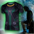 Camiseta Capitán América Guerra Civil Camiseta 3D Impreso Camisetas marvel avengers iron man 3 crossfit fitness clothing masculina Tops
