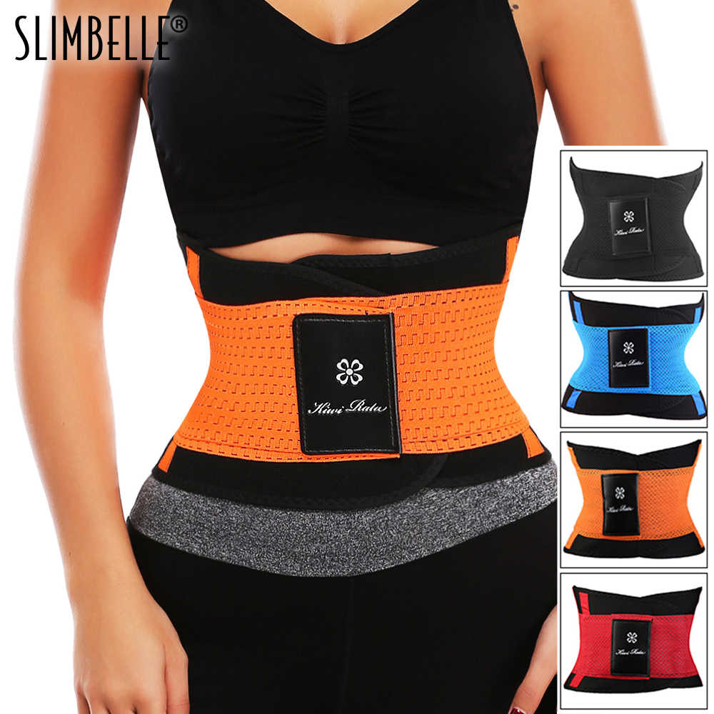 988e2ff53 Hot Shapers Xtreme Power Thermo Body Shaper Waist Trainer Trimmer Corset  Cinchers Sweat Belt Wrap Workout