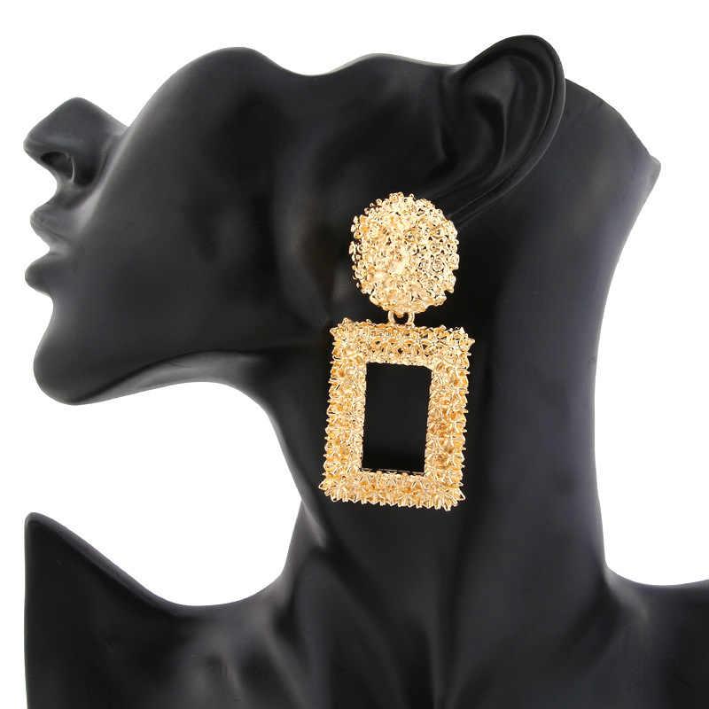 2019 najnowsze modne kolczyki dla kobiet wzór europejski spadek kolczyki prezent dla przyjaciela