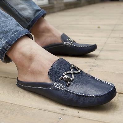 Men Flats Summer Sandals