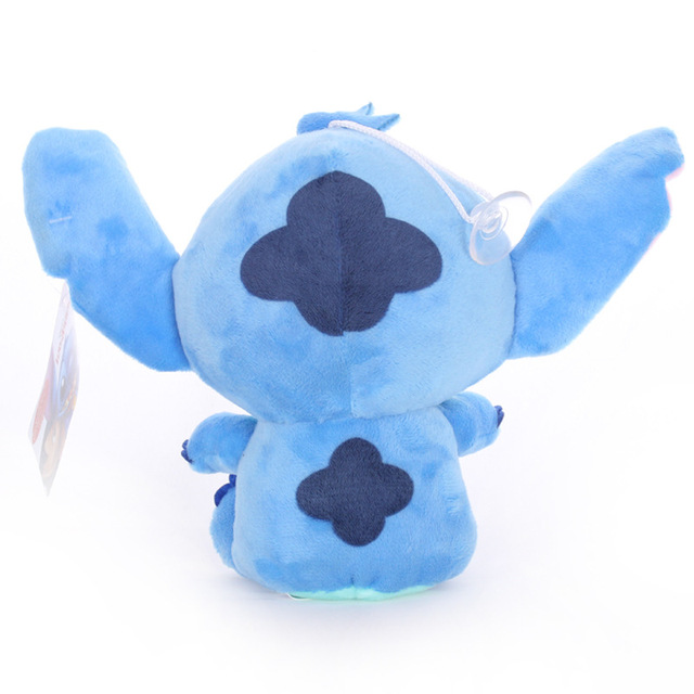 1PC Cartoon Stitch Lilo & Stitch Plush Toy Doll Children Stuffed Toy For Baby Kids Birthday Christmas Children Kid Gifts 4