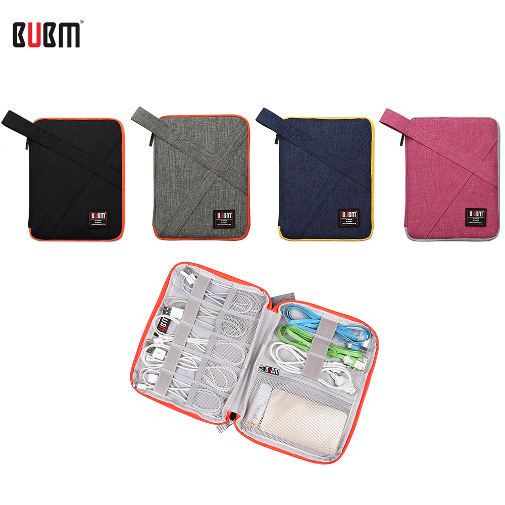 Baganta BUBM për çanta aksesore dixhitale çanta marrëse dixhitale për ruajtje dixhitale Rasti i lëvizshëm i organizuesit të udhëtimit XS S M L XL