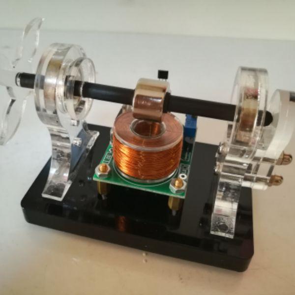 Brushless Motor / Holzer Motor for Magnetic Suspension Motor