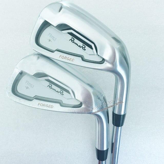 Mew Cooyute Golf clubs RomaRo ray V Golf irons set 4 9PG NSPRO 950 R ...