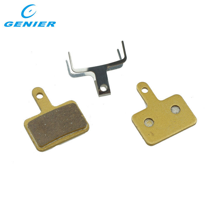 Bicycle Parts Intelligent 2 Pair/lot Copper Alloy Sintereddisc Brake Pads For Shimano Nexave Acera Alivio Auriga Auriga Compa Hyd Rst D-power Mech Ds10s Cheap Sales 50%