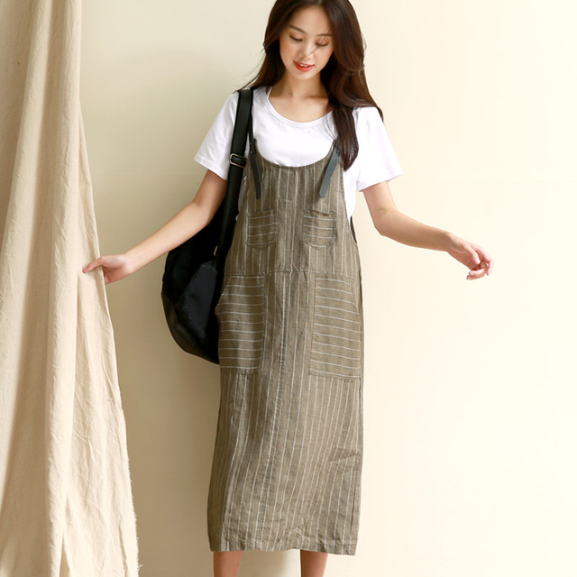 f498dd6427e Best Price Spring Autumn Women T+ Ma long skirt two-piece suit Literary  loose casual