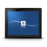 Best price 15.6 inch Industrial computer 3mm thin bezel touch screen rugged windows tablet