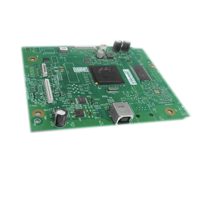 Used CC390-60001 Formatter PCA ASSY Formatter Board logic Main Board  for HP M1120 MFP 1120  MainBoard 6870c 0195a logic lc320wxn saa1 used disassemble