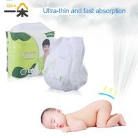 Infant Diaper Idore Size L XL Ultra Thin Baby Training Underpants Disposable Diaper Ultra Fast Liquid
