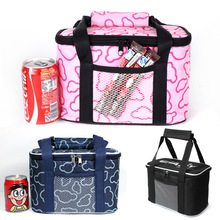 Thicken Leakproof  Ice Pack Portable Breast Milk Storage Bag  Waterproof Lunch Casual Picnic Bag Lunch Food Insulation Bag shoulder storage bag multi function ice pack lunch lunch bag breast milk preservation insulation package back milk bag portable
