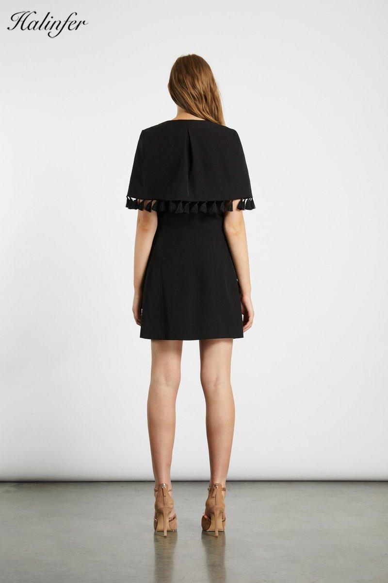 Halinfer 2019 new summer  women set sexy bodycon V-Neck Tasse Suit dress formal homecoming party coat dress vestidos