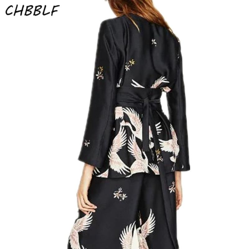 Új tavaszi európai divat öv kis női ruhadarab női blézer és - Női ruházat