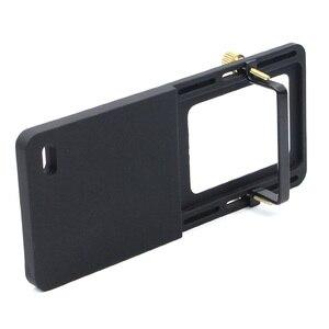 Image 3 - BGNING Adaptador de cardán de mano, placa de montaje intercambiadora para GoPro Hero 7 6 5 3 3 + 4 Yi, cámara para DJI Osmo para Zhiyun Smooth Q Mobile