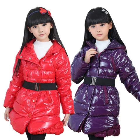 Childrens Winter Coats Girls | Down Coat