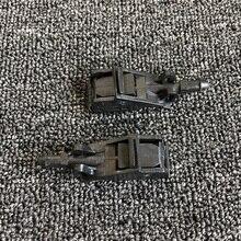 2pcs สำหรับ VW Golf Jatta Bora MK4 Passat B5 POLO ด้านหน้ากระจกเครื่องซักผ้า Jet Wiper Spray หัวฉีด 6RD955985 6E0955985B 6E0955985A