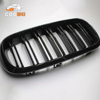 High Quality ABS Replacement Front Grille Black Bumper Grille Replacement For Bmw X5 X6 F15 F16