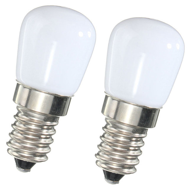 Mini LED Light Bulb E14 1.5W SES Fridge Freezer LED SMD Lamp ...