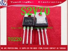 Gratis verzending 10 stks/partij S2V70 TE 220