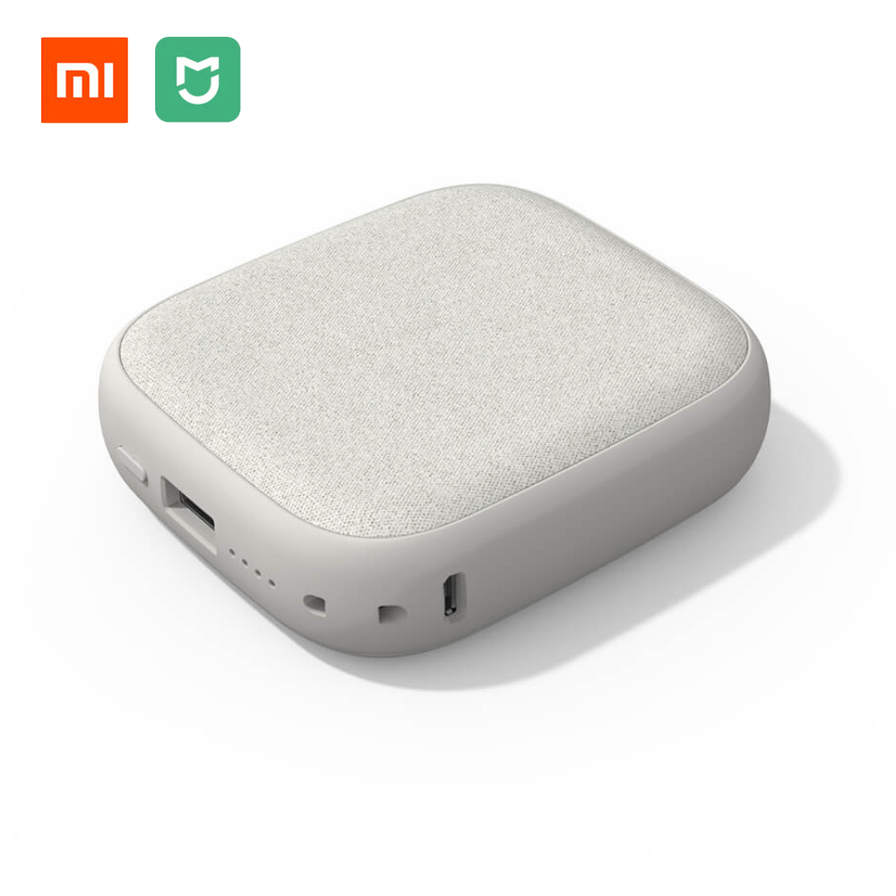 SOLOVE 10000mAh Wireless Power Bank Dual USB External Battery Pack For iPhone Xiaomi Powerbank USB QI Wireless Charger