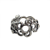 Authentic 925 Sterling Silver Charm Beads Hollow Bead Protection Fit Troll European Brand DIY Bracelet Jewelry Gift For Woman