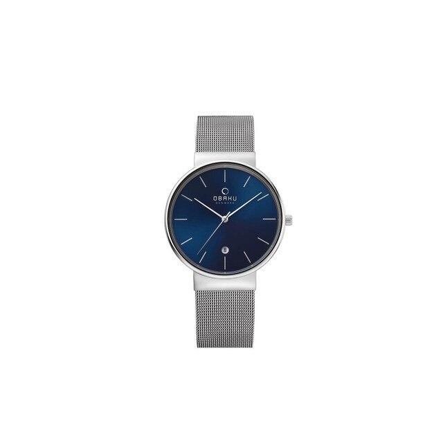 Наручные часы Obaku V153GDCLMC мужские кварцевые на браслете