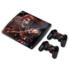 O projeto especial adesivo de vinil para PS3 slim com melhor preço