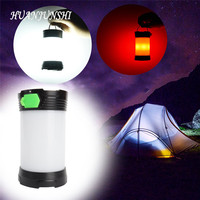 2017 Newest Multifunctional Outdoor LED Camping Light With Compass Portable Tent Laterns LED Hiking Bivouac Camping
