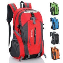 High Capacity Bag Backpack Anti Theft  Waterproof Backpack  Outdoor Travel For Women Men College Hiking Rucksack