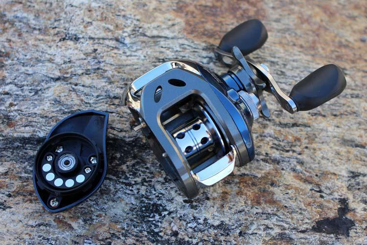 Bait Casting Reel High Speed 6.31 Saltwater Fishing Reel Light Weight LeftRight BlackBlue Aluminium Alloy Jigging Reel  (5)