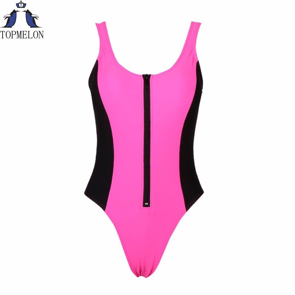 Maillots de bain femmes one piece 2017 Maillots De Bain Femme une pièce maillot de bain départ plage maillot de bain monokini Beachwear Maillots de Bain