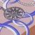 Nueva Llegada Natural Hecho A Mano Pañuelo de Seda Cuadrado Grande de la Bufanda de Pashmina del Mantón de Las Mujeres Venda Del Cordón Cadena de Factory Outlet