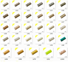 150D 3 strands Various specifications colors 100% nylon high tenacity thread Sewing Leather accessories