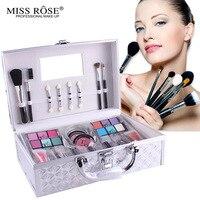 Professional Makeup Kit Sets Eyeshadow Blushers Cosmetic Case Full Pro Makeup Palette Lipstick Eyeshadow Brushers Nail