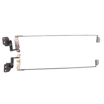 New Laptop Hinges for DELL Vostro 1015 PN: FBVM9022010 FBVM9023010  Repair Notebook Left+Right LCD Screen Hinges new laptop hinges for acer chromebook c740 repair original notebook left right lcd screen hinges