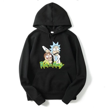 Rick and Morty Classic Hoodie