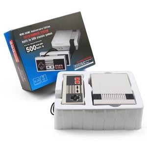 Image 4 - 8 bit Famiglia Classica Console di Gioco TV Sistema di Video Mini Giocatore del Gioco Palmare Console di Gioco Per NES Built In 620 Giochi