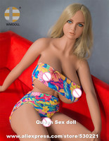 WMDOLL 170CM Top quality M Cup Hollow big Breast Sex Doll, Japan Real Doll, Silicone Sexy Dolls With Metal Skeleton