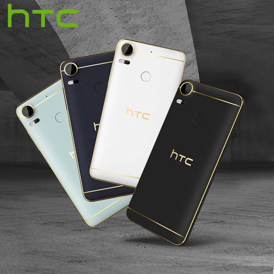 """Image 5 - Spain Delivery Original NEW HTC Desire 10 Pro 4GB 64GB 4G LTE Mobile Phone 5.5""""Octa Core Dual SIM 20MP 3000mAh Android Callphone-in Cellphones from Cellphones & Telecommunications"""