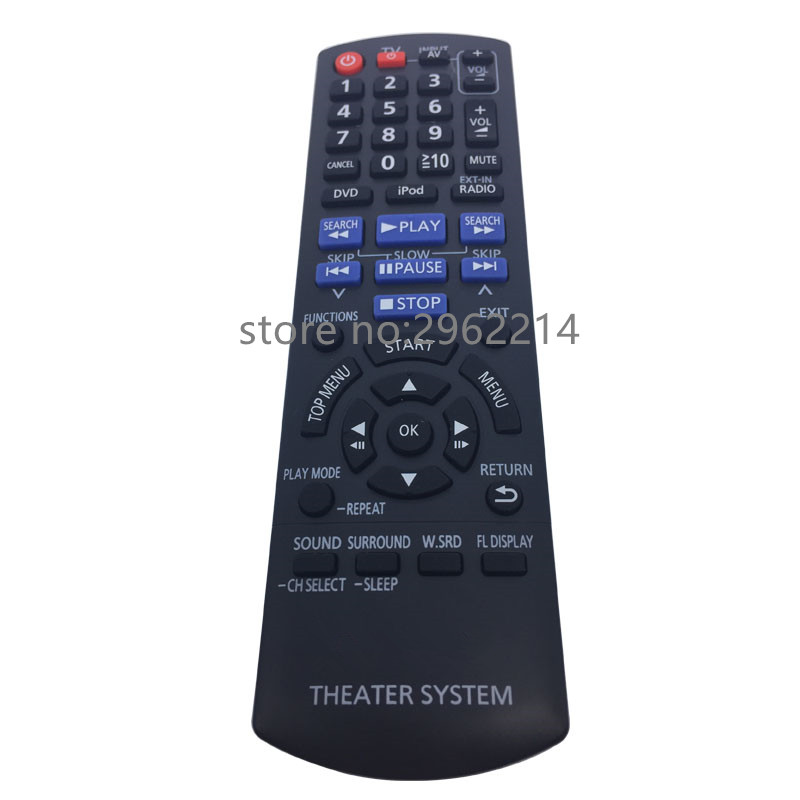 New Original remote control N2QAYB000624 suitable for Panasonic TV
