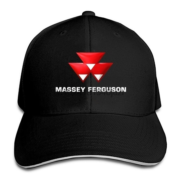 Massey Ferguson Cotton Hat Golf Cap Snapback Adjustable Caps-in ... 61dfc16dea51