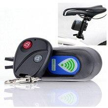 Bike Alarm Lock Bicycle Alarm