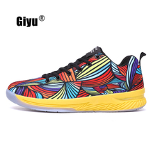 2018 new arrival Mens Basketball Shoes Couple Breathable Ret