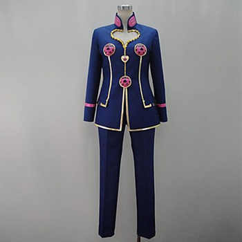 Anime JoJo's Bizarre Adventure: Golden Wind Giorno Giovanna Cosplay Costume customized - DISCOUNT ITEM  19% OFF All Category