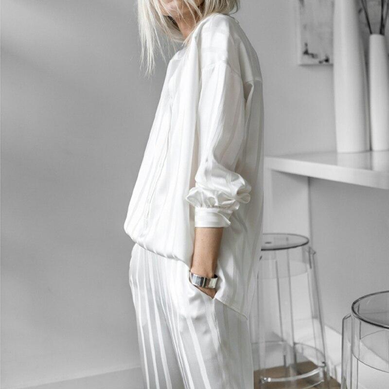 أيل ليماسول قطرة الكتف كم فضفاض بلوزة امرأة و مرونة الخصر عارضة بانت العصرية شريط سيدة اثنين من قطعة مجموعة الصيف رومانسية-في مجموعات نسائية من ملابس نسائية على  مجموعة 1