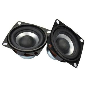 Image 1 - AIYIMA 2PC 2 Inch Hifi Portable Full Frequency Speaker Treble Hight Sensitivity Tweeters Audio Loudspeakers 4 Ohm 12W Speaker