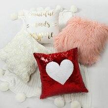 Nordic Sofa Pillow Home Decorative Ins Car Throw chair Cushion girlfriends Gift cute bedroom wedding decor