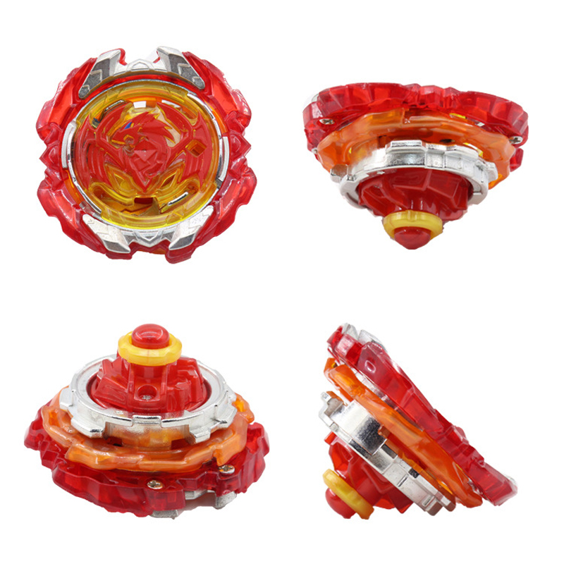 US $6 64 5% OFF|Mksafn Beyblade Burst B 117 REVIVE PHOENIX 10Fr Starter  with Launcher and Free Grip Metal Booster Gyro Burst Top New in Box-in