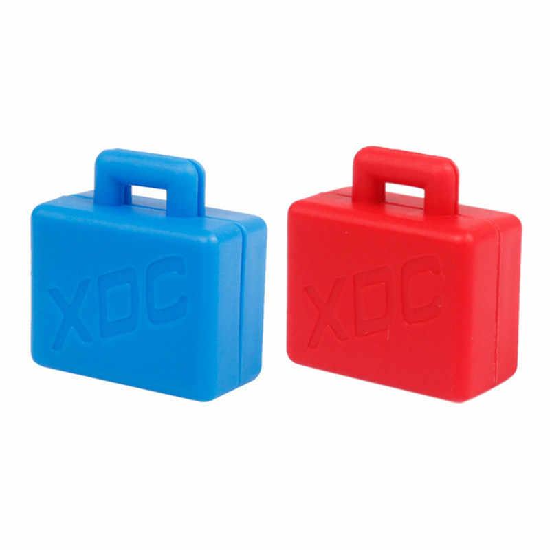 Bloques de construcción de gran tamaño Diy maleta de fuego mesas de antorcha a granel accesorios compatibles con juguetes Duploed para regalos de niños